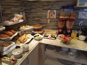 Buffet cold Items 01 - Bayside Inn