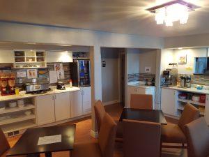 Dining room 02 - Bayside Inn