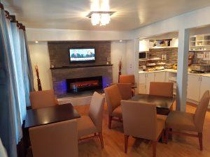 Dining room 01 - Bayside Inn